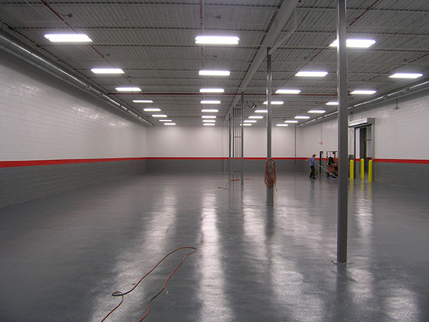 Commercial Manufacturing Paint Ideas | Quality Painting Contractors in Southwest Michigan | Van Tuinen Painting