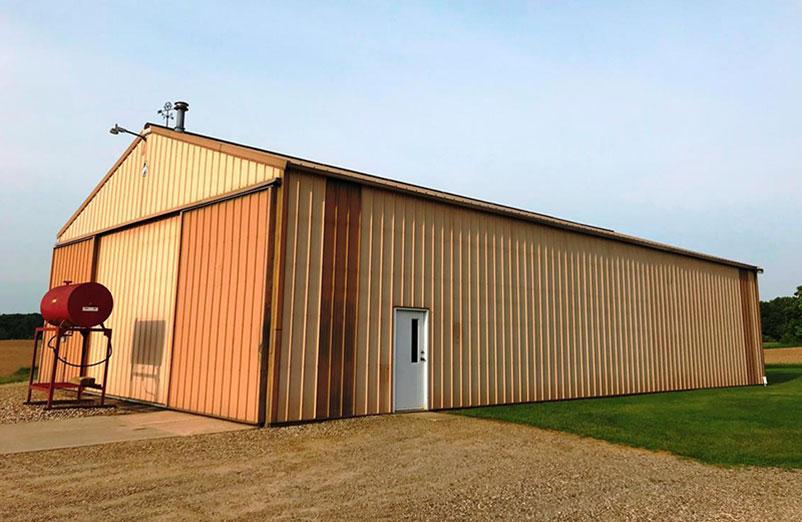 Professional Pole Barn Painting Kalamazoo, MI | Van Tuinen Painting
