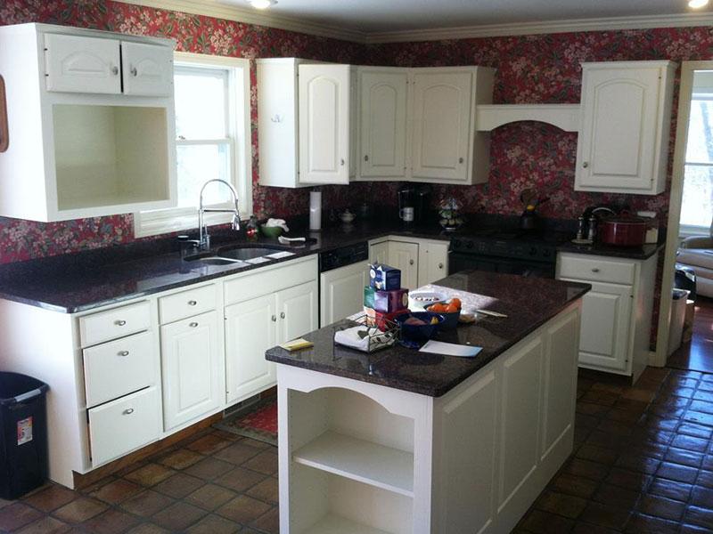 Afer Painting | Cabinet Kitchen Refinishing Painting Kalamazoo, MI | Van Tuinen Painting
