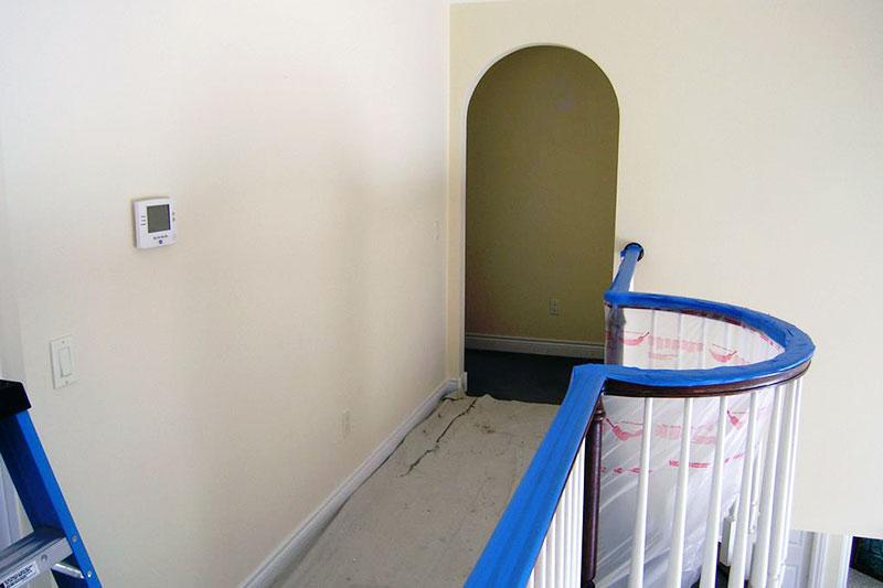Hallway Painting | Home Painters Kalamazoo, MI | Van Tuinen Painting