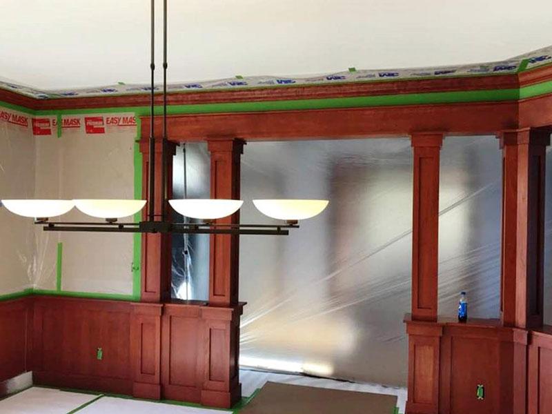 Dining Room Interior Painting Services Kalamazoo, MI | Van Tuinen Painting
