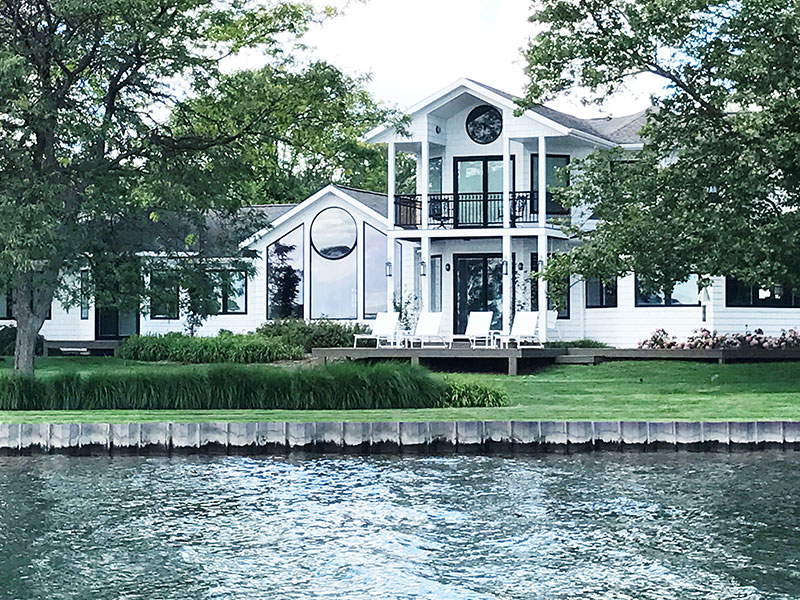 White Lake House | Quality Painting Contractors in Southwest Michigan | Van Tuinen Painting