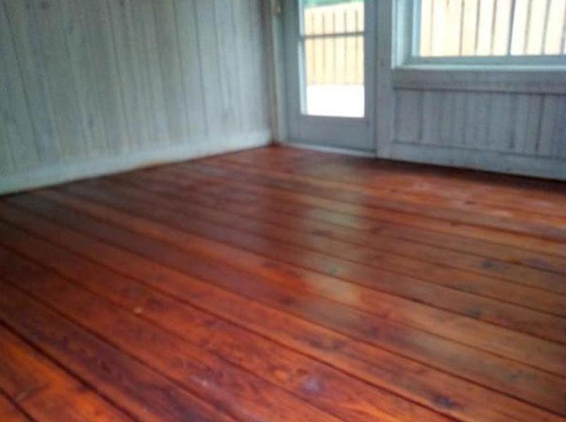 Professional Floor Staining Southwest, MI | Van Tuinen Painting
