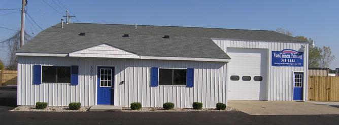 Van Tuinen Painting Building | Kalamazoo, MI Painters